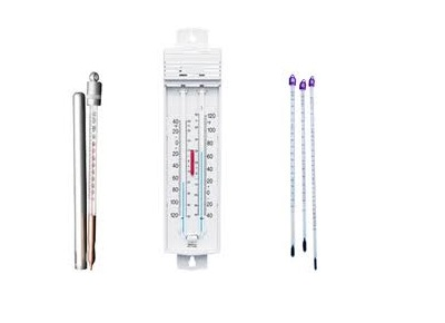 how to clean a mercury glass thermometer
